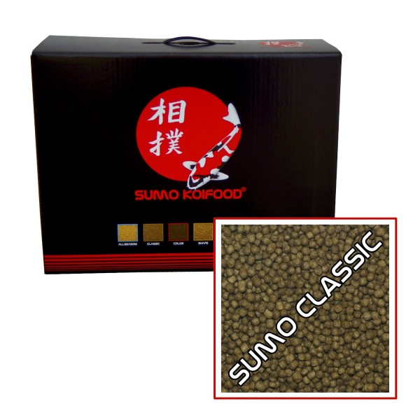 Sumo Koifood Classic ( medium / Ø 5mm ) Koifutter
