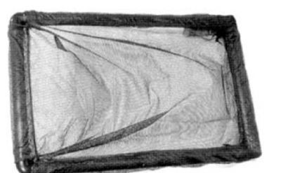 Schwimmendes Untersuchungsnetz 80x40x30 cm