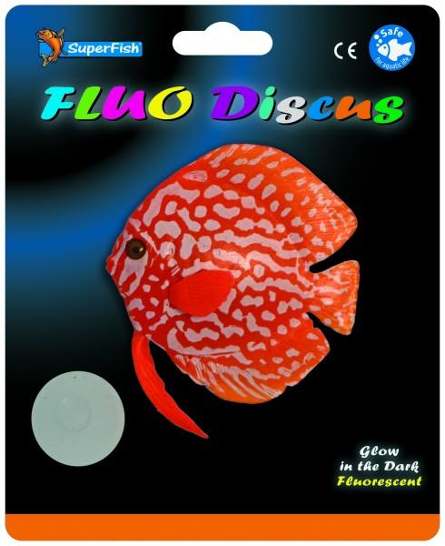 Superfish Fluo Deko Diskus