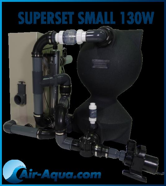 Air-Aqua SuperSet SMALL 130W Amalgam
