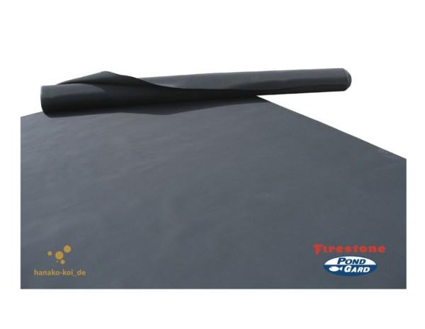 EPDM - Teichfolie (1,02 mm) Firestone Pondgard / Breite: 4,27 m