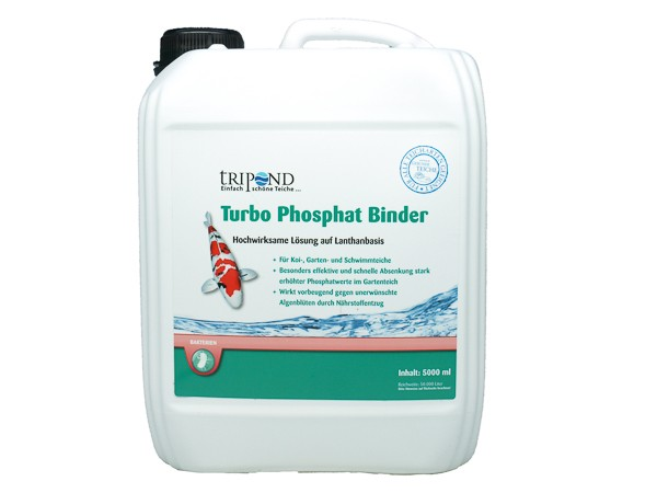 Tripond Turbo Phosphatbinder 5.000 ml