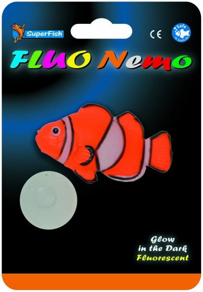 Superfish Fluo Deko Nemo