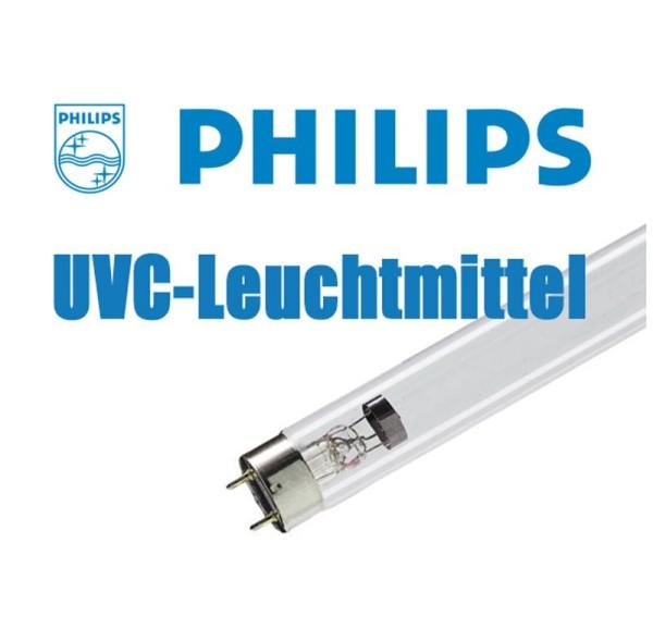 Philips UVC Ersatzleuchte TL TUV für Teichklärer TMC OASE