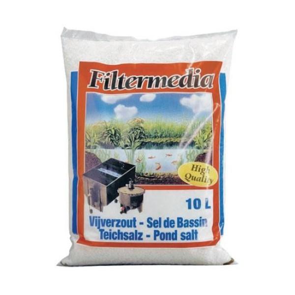 Xclear Teichsalz 10 Liter Teich Salz Koi