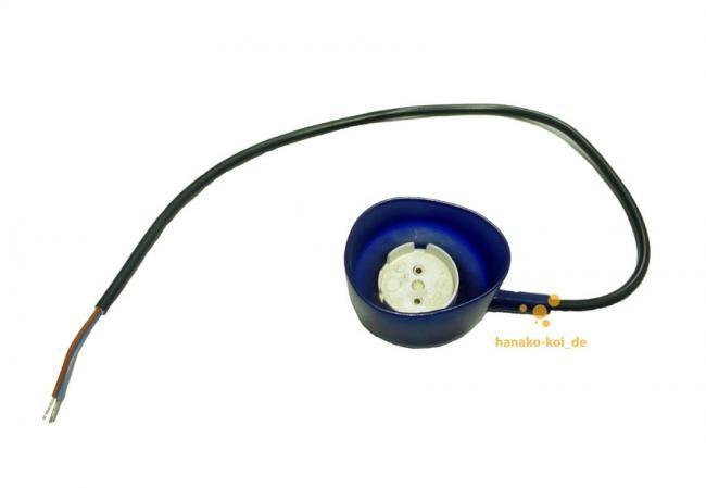 anschlusskabel kurz inkl kontaktstecker f r tmc pro clear 30 55 110 watt ersatzteile tmc. Black Bedroom Furniture Sets. Home Design Ideas