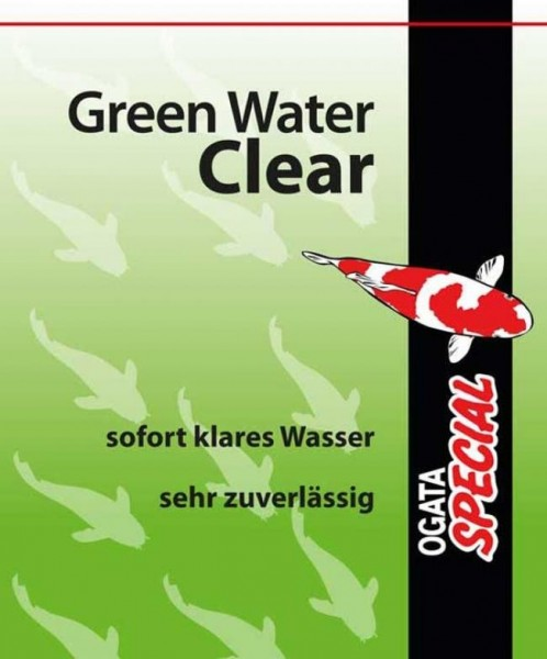 Ogata Special Green Water Clear, Teichpflegemittel 1.000 ml