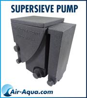SuperSieve Pump marmoriert schwarz