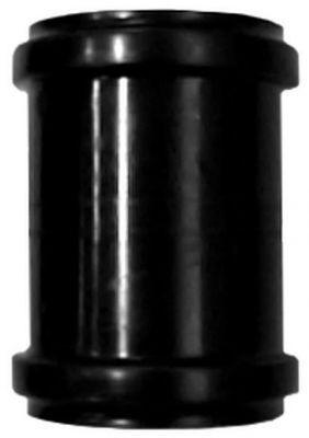 PP- Überschiebemuffe 125 mm