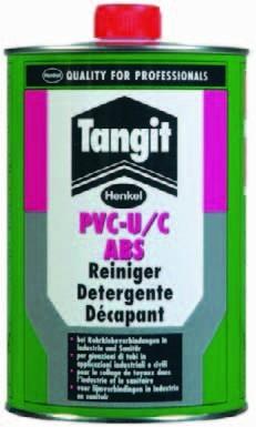 Tangit Reiniger (1 Liter) PVC - Reiniger