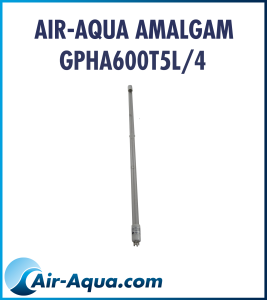 Ersatzbirne Amalgam 72W GPHA600T5L/4