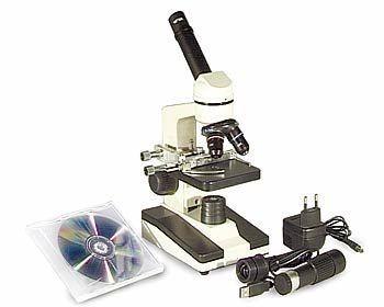 Mobil-Monokulares Mikroskop mit Digitalkamera