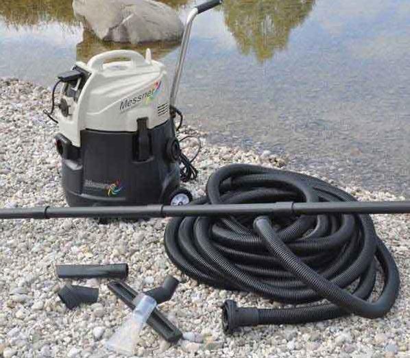 Messner Zusatzpaket Set für Clean&Easy 1200