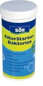 Söll Filter Starter Bakterien 250 gramm