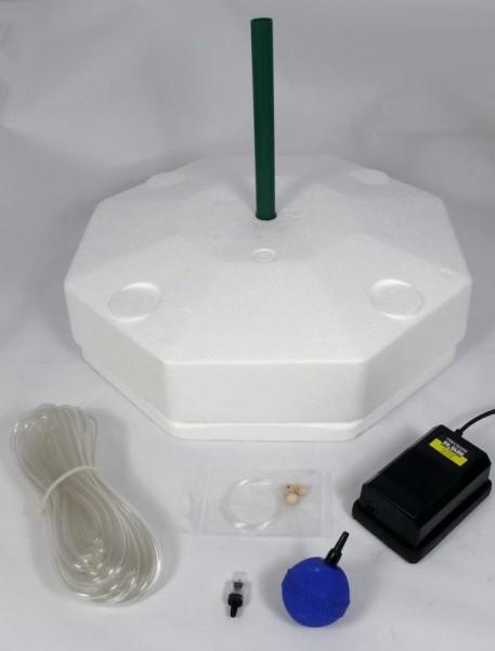 Anti Ice - Eisfreihalter - SET 1 für Teiche