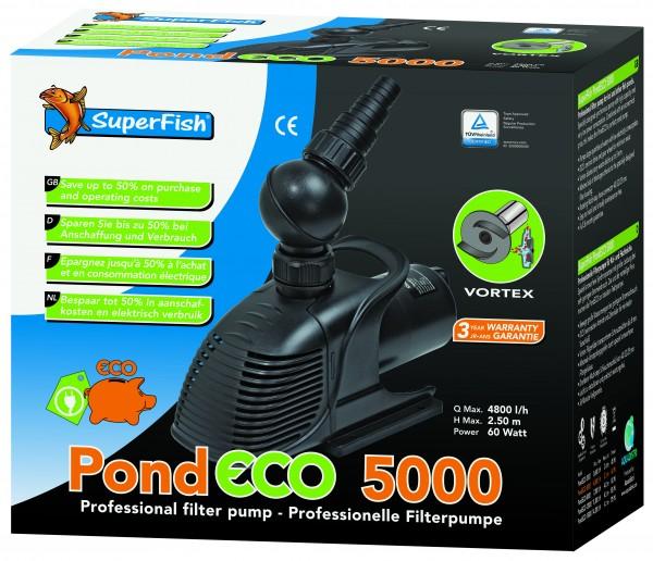 superfish-pond-eco-5000-60-watt