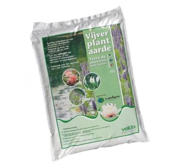 Velda Teichpflanzenerde Moerings, 10 l, Teicherde Universal