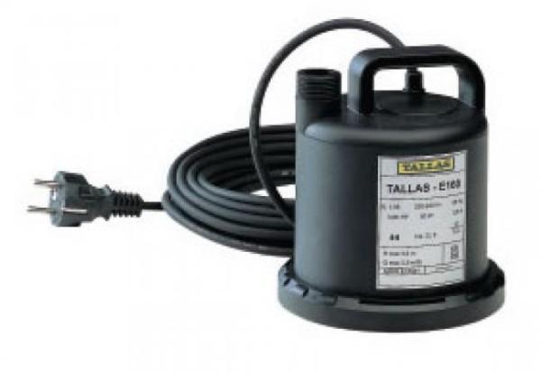 Dab TALLAS Tauchpumpe TALLAS E160 Kunststoff Flachsauger bis 3mm
