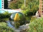 Koi Pearl - KOI DOME Kuppel aus Acrylglas Komplettsystem für Koi inkl. LED-Beleuchtung
