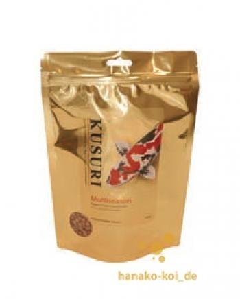 Kusuri Multi Season Futter 1,5 kg (Ø 4-5mm) mit natürlichen Prebiotics
