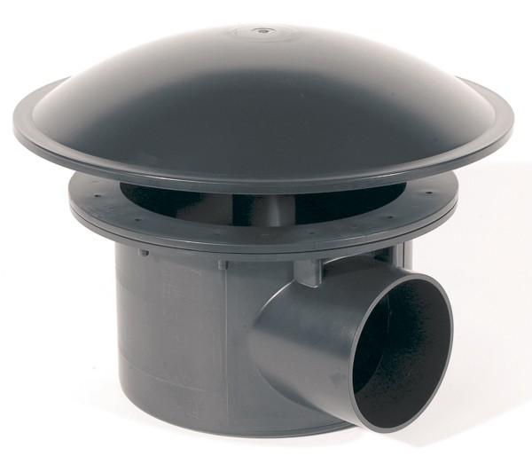PVC-Bodenablauf d 110 mm / dickwandig