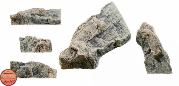 Back to Nature Aquarium Modul Basalt/Gneiss O, 47x38x17cm