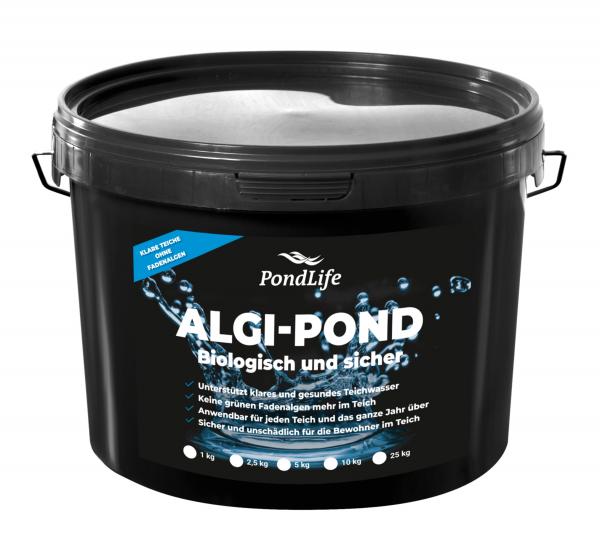Pondlife Algi-Pond biologischer Fadenalgenvernichter endlich fadenalgenfrei