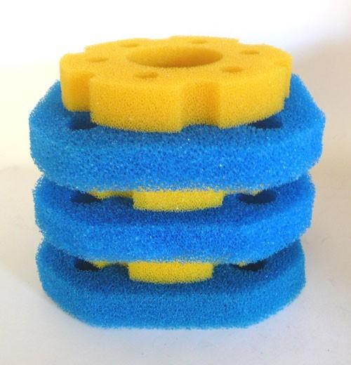 Pondlife Ersatzfilter Set für CPF-250 / CPF-180