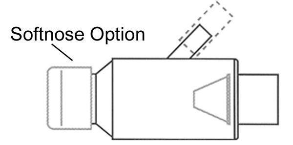 Softnose Schutz für Aqua Jet Venturi-Düse 2000