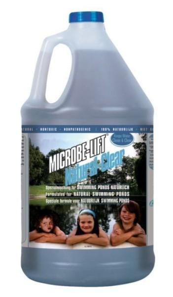 Microbe-Lift Natural-Clear 4 L für Schwimmteiche