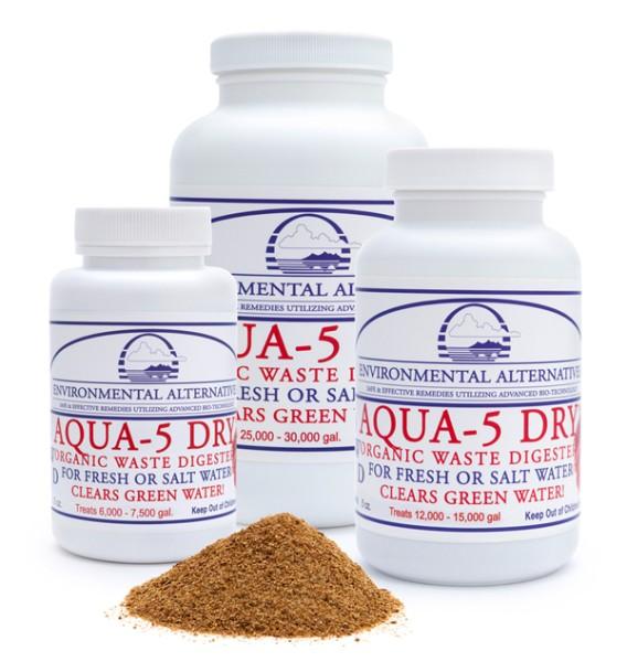 AQUA-5 DRY Mikrobakterien