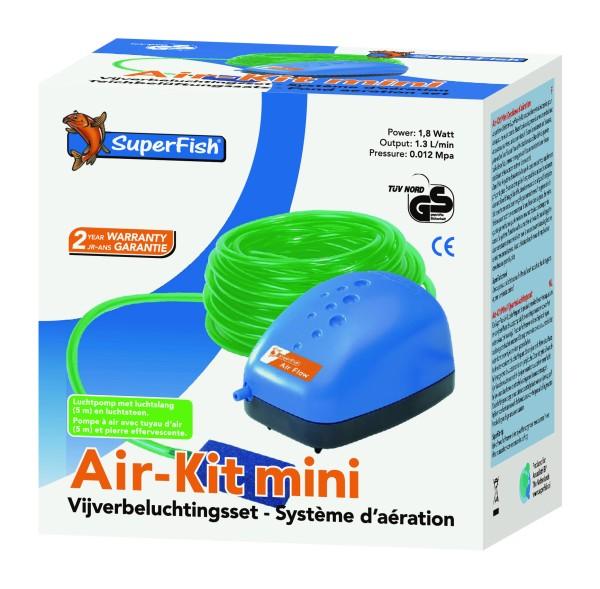 SuperFish Teichbelüftungsset Air Kit mini
