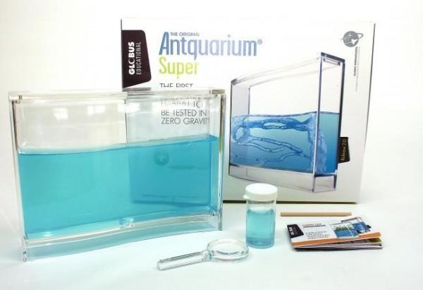 BioGlobe Ökosystem Super Antquarium
