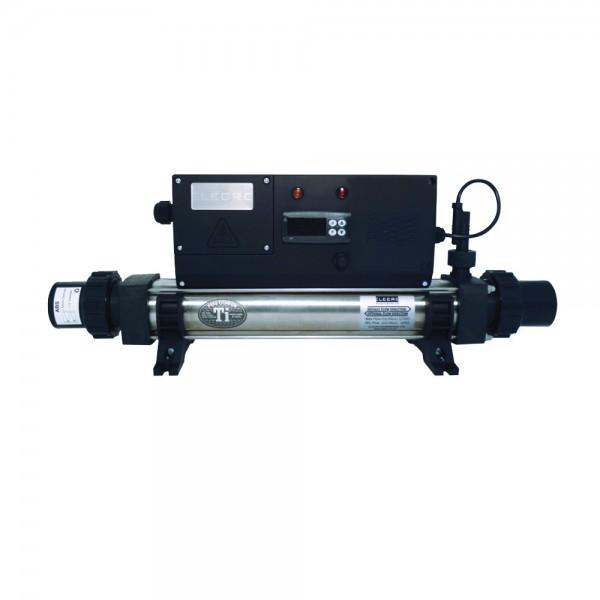 ELECRO Titan Teichheizer Digital ( 0-40°C ) Teichheizung geeignet für Salzwasser