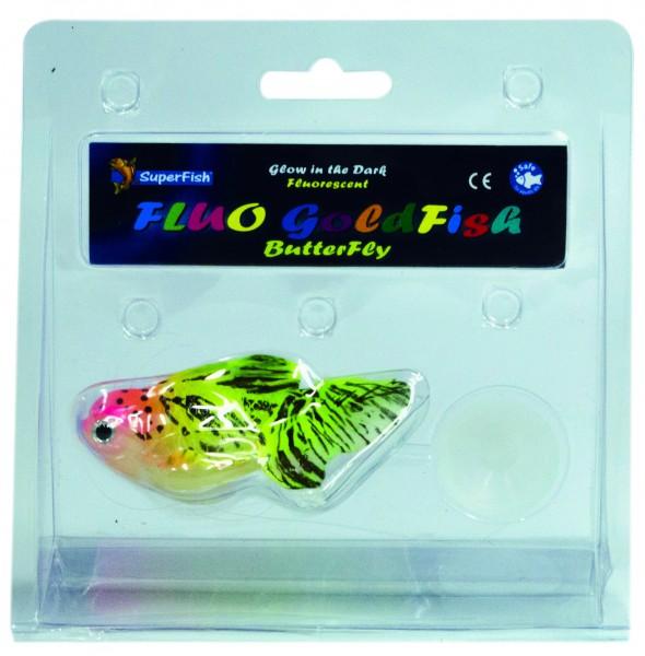 Superfish Fluo Deko Goldfish