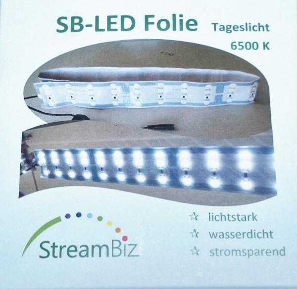 StreamBiz SB-LED Folie Beleuchtung für Aquarien Terrarien Leuchtbalken