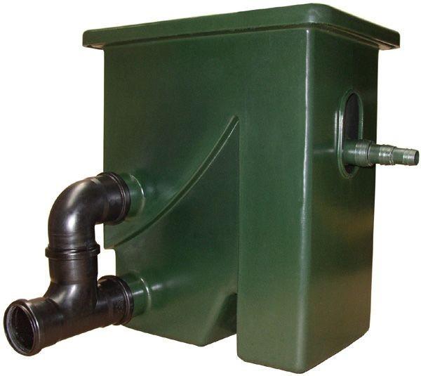 CompactSieve II / Siebbogenfilter von AquaForte