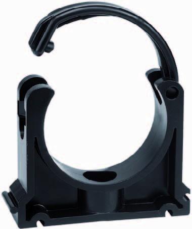 Rohrschellen Typ VDL Ø 125mm