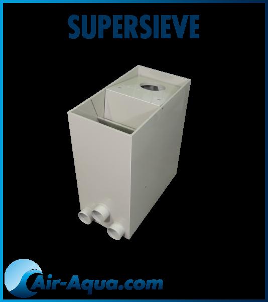 SuperSieve Extra Flach
