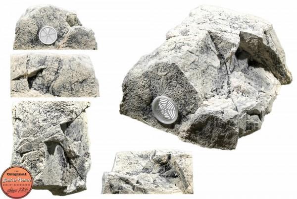 Back to Nature Aquarium Modul White Limestone T ( Filtermodul ), 34x29x17cm