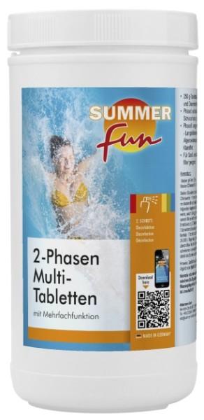 Summer Fun 2 Phasen Antikalk 1kg