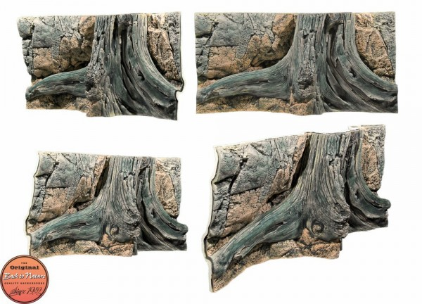 Back to Nature Rückwand Amazonas 100 x 50 cm