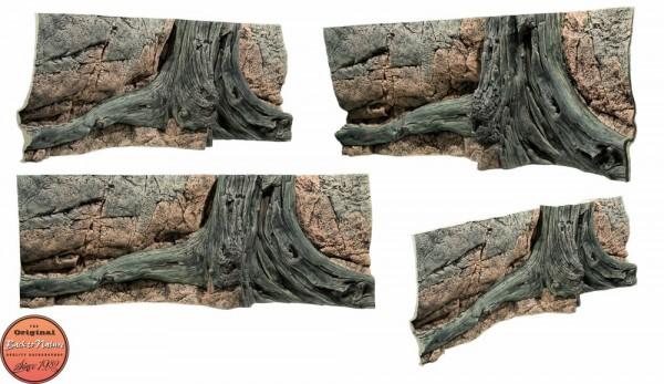 Back to Nature Rückwand Rocky 130 x 50 cm