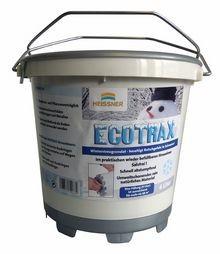 Ecotrax 4kg - Taumittel für Eis-und Schnee, umweltverträglich, hochwirksam im Streueimer
