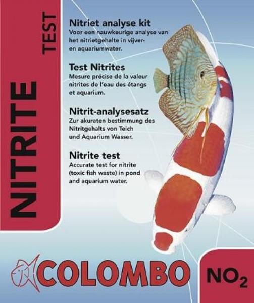 Colombo NO2 Nitrit Test für Koi Teich und Aquarium