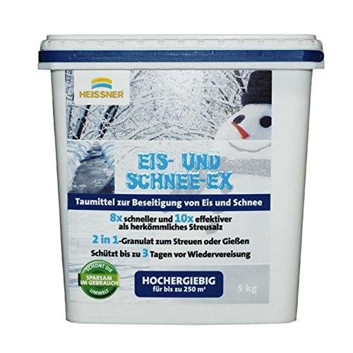 Eis- und Schnee-Ex Taumittel, 5 kg, besser als Streusalz