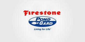 Firestone PondGard Logo