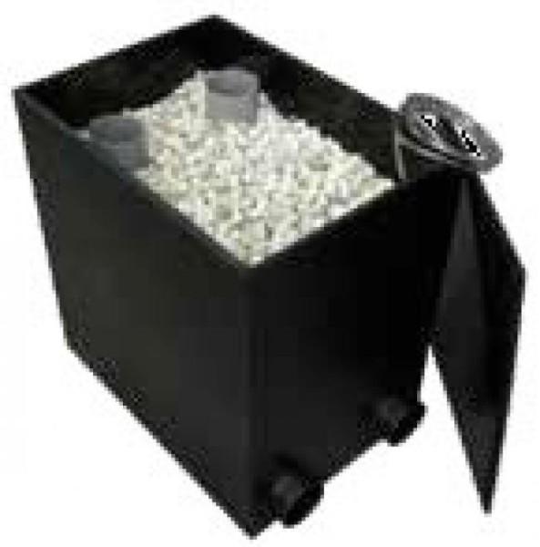 Deckel für Trommelfilter 600 Typ M mit Magnetkontakt