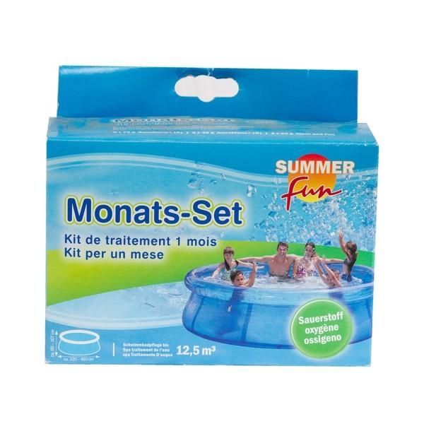 Summer Fun Monatsset Sauerstoff
