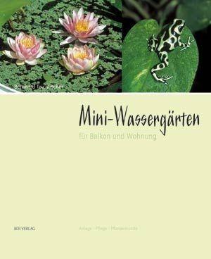 Buch Mini Wassergärten